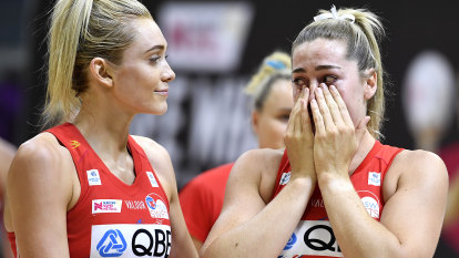 Super Netball players against return of super shot in 2021