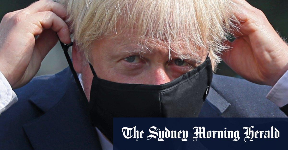 'It's balderdash': Boris Johnson says he isn't suffering from 'long COVID' – Sydney Morning Herald