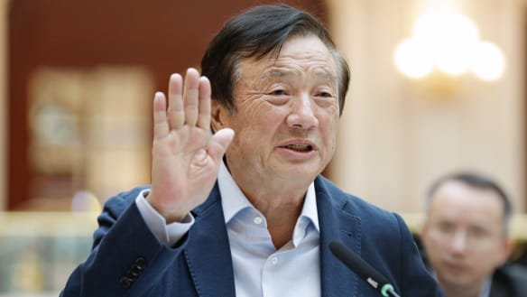 Huawei founder says Trump is 'a great president', denies firm spies for China