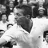 US tennis star denied grand slam by Rosewall
