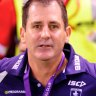 Futures at Fremantle hang in limbo as the 'F' word keeps on changing