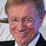 Kerry O'Brien issues fiery call to action in Logies Hall of Fame speech
