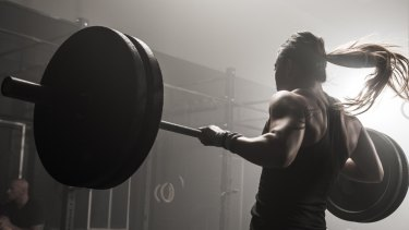 Training with power is the next focus of fitness.