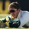 Healy backs 'cranky, desperate' Paine to bounce back with gloves after Sydney shocker
