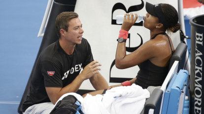 'Hurtful': Osaka denies split with coach was about money