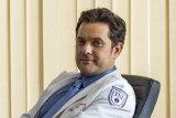Joshua Jackson Christopher Duntsch in Dr Death.
