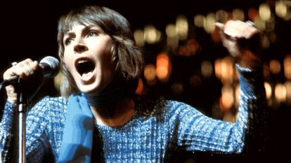 How Helen Reddy sang to me – even as a 12-year-old boy
