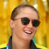 Healy says World Cup win a time to reassess, but she is keen to play on