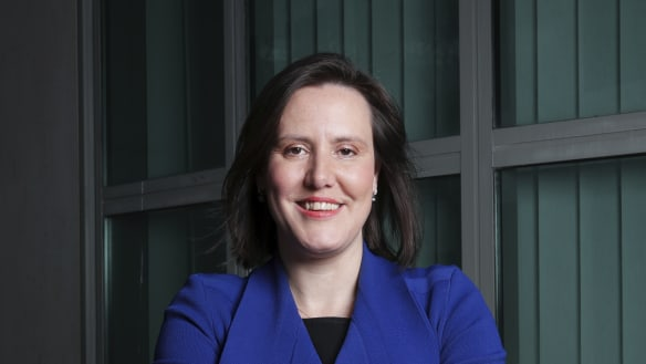 Kelly O'Dwyer urges businesses to 'step up' and give unemployed a go