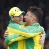 Aussies eye payday after 'near-perfect' World Cup win over England