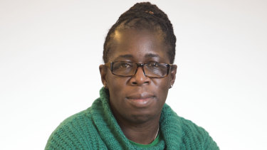 Rosamund Kissi-Debrah has been campaigning for the truth since her daughter died.