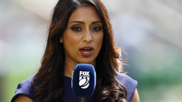 'Bigger issues': Isa Guha has gone to bat for Emily Smith.