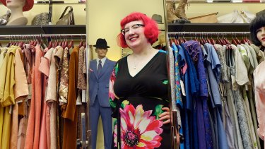 Nicole Jenkins says the rush to declutter is a positive step, but a mixed blessing for vintage businesses.