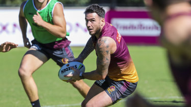 Darius Boyd will not be the Broncos captain in 2020.