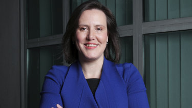 Minister for Jobs, Industrial Relations and Women, Kelly O'Dwyer.