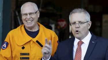 Prime Minister Scott Morrison has committed his 'strong support' to Jim Molan's return to the Senate.