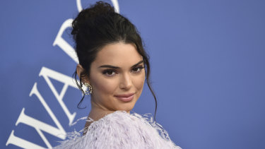 Simmons is said to be dating model, Kendall Jenner.