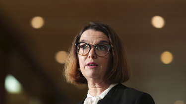 Social Services Minister Anne Ruston says the government is not looking at a permanent $150 a fortnight increase in JobSeeker payments.