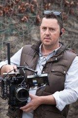 Cinematographer Greig Fraser.