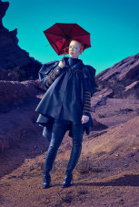 """""""I struggle trying to fit in anywhere,"""" says Shirley Manson."""