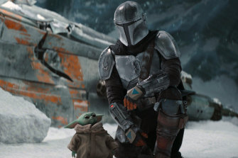 Pedro Pascal as the title character in The Mandalorian, which is the equal leader with 24 nominations. Pascal, however, was not nominated.
