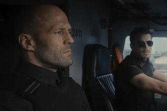 Jason Statham stars as H and Josh Hartnett stars as Boy Sweat Dave.