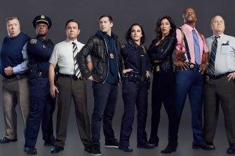 International comedy Brooklyn Nine-Nine, season 7, screens on SBS.