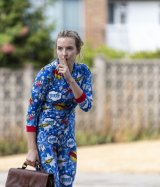 Jodie Comer as Villanelle in Killing Eve.