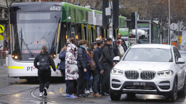 Melbourne's tram drivers are set to vote on strike action on Thursday afternoon.