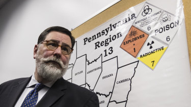 Pittsburgh Mayor Bill Peduto.