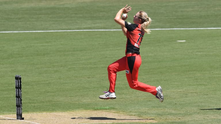 Maitlan Brown and the Renegades are finals-bound.