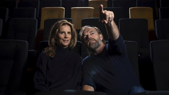 Series Mania puts Rachel Griffiths, Hugo Weaving TV shows on big screen