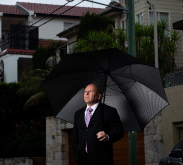 PK Property's Peter Kelaher says in the past month he has completed $60 million of home purchases for clients.