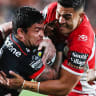 McGregor questions Warriors' tactics as Dragons crash to first loss of the year