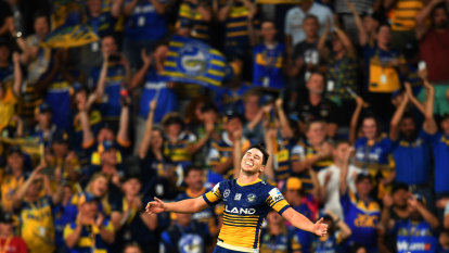 Eels are on verge of something big, and it might just start on Sunday
