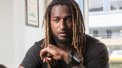'It follows you home': Nic Naitanui on bigotry's new frontier