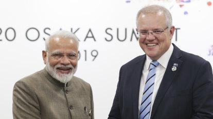 Morrison officially postpones India, Japan visit during national bushfire crisis