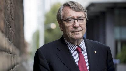 Coalition's anti-corruption body 'a sham', retired judge says