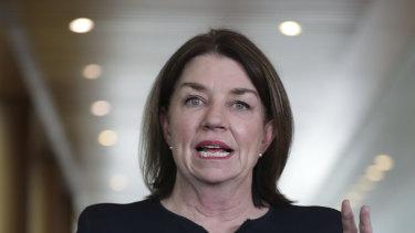 Anna Bligh, CEO of the Australian Banking Association.