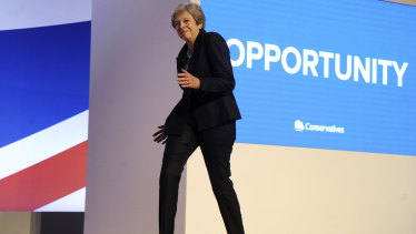 """For all the mockery that Theresa May attracts, the """"Maybot"""" will be missed when she goes."""