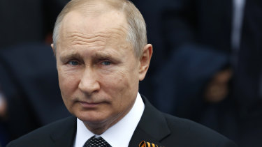 Vladimir Putin's Russia faces significant internal challenges.