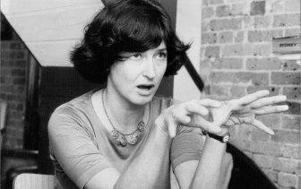 Susan Ryan in 1978. She was instrumental in making sex discrimination illegal.