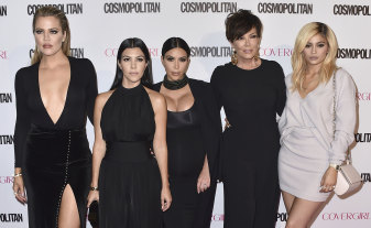 The Kardashians became famous for being famous.