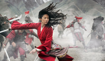 """Disney has settled on a patchwork approach to release """"Mulan""""."""