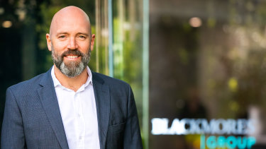 New Blackmores boss Alastair Symington hopes investors recognise that the company is more consumer focussed than ever before.