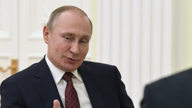 Only the gullible would give Vladimir Putin the benefit of the (minuscule) doubt on a string of injustices.