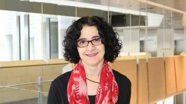 Associate Professor Patricia Valery has led a nine-year study into chronic liver disease.