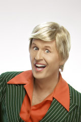 Bob Downe is a special guest at cabaret event Show Queen.