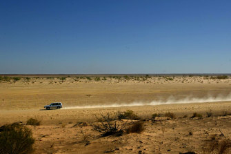 The Birdsville Track is one way home for Victorians stranded by the border closure.