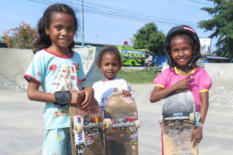 Decks For Change will help young skaters in Dili, East Timor.